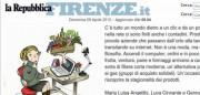 """Solmeo su Repubblica """"La spesa nell'orto"""""""