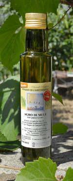 Agro mele Camporbiano