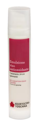 Crema viso antiossidante Biofficina