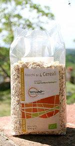 Fiocchi 4 Cereali Terra Bio