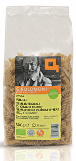 Pasta Semintegrale Girolomoni