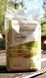 Lenticchie Verdi Terra Bio