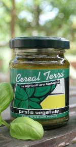 Pesto Cereal Terra