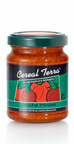 Pesto Rosso Cereal Terra