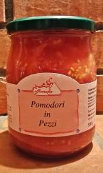 Pomodori a Pezzettoni Officinalia